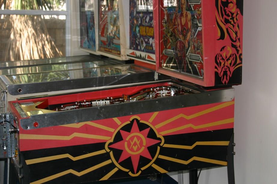 gordon pinball machine