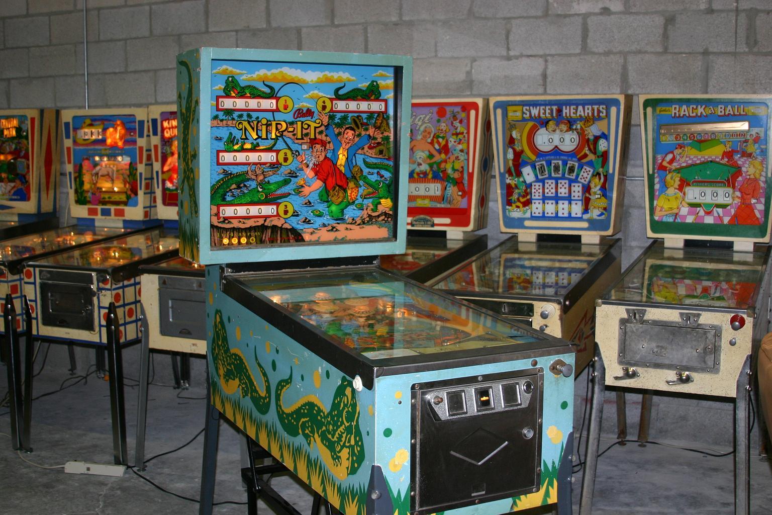 happy days pinball machine