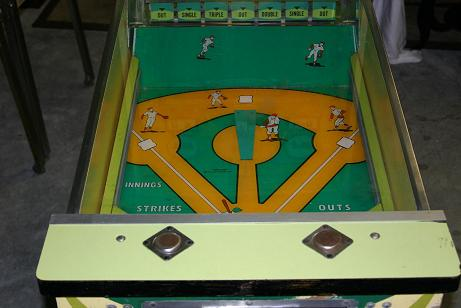 Williams Upper Deck Pitch And Bat Baseball Pinball Machine