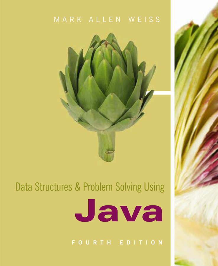 Data structures and algorithm analysis in java solutions manual